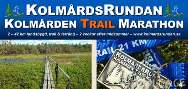 KolmårdsRundan - Kolmården Trail Marathon